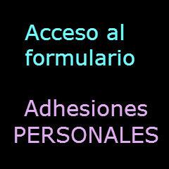 FORMULARIO PERSONALES