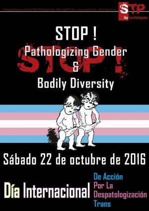 stop trans patholog