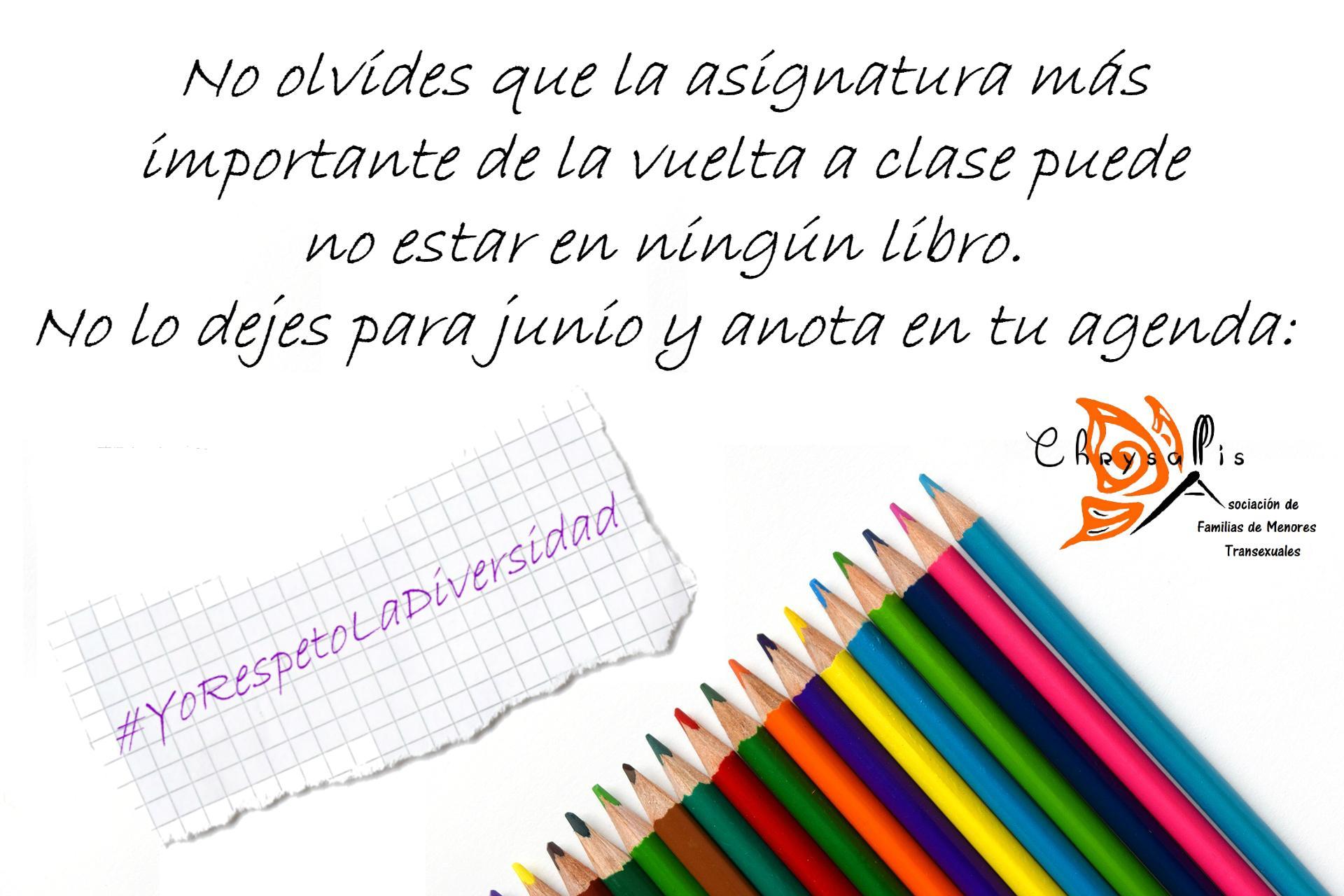 Alumnado Campaña YoRespetoLaDiversidad